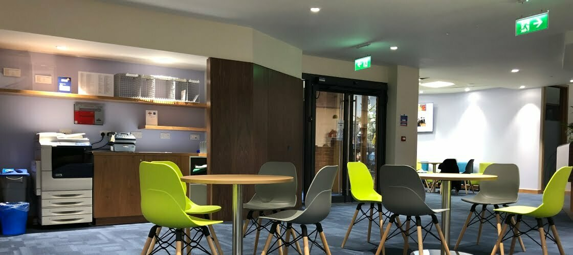 Capital Space – Kings Hill