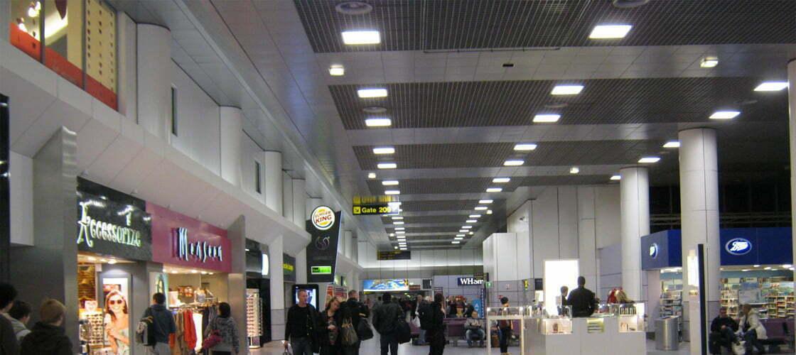 Heathrow – Terminal 3 Departures – Concourse