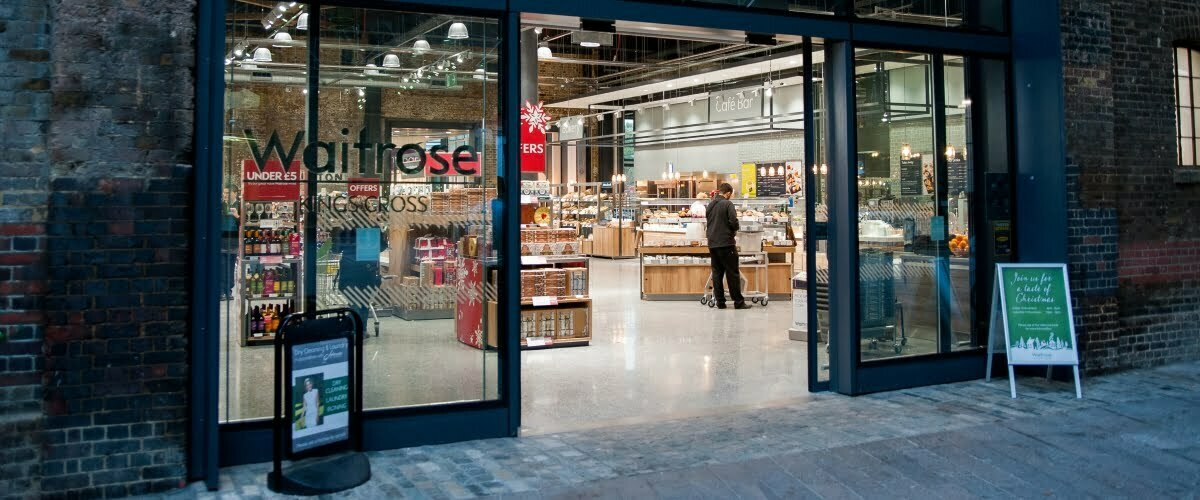 Waitrose – Kings Cross
